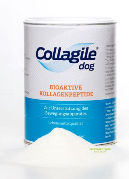 Collagile Dog 225g Pulver