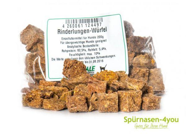KALE Rinderlungen-Würfel 200 g