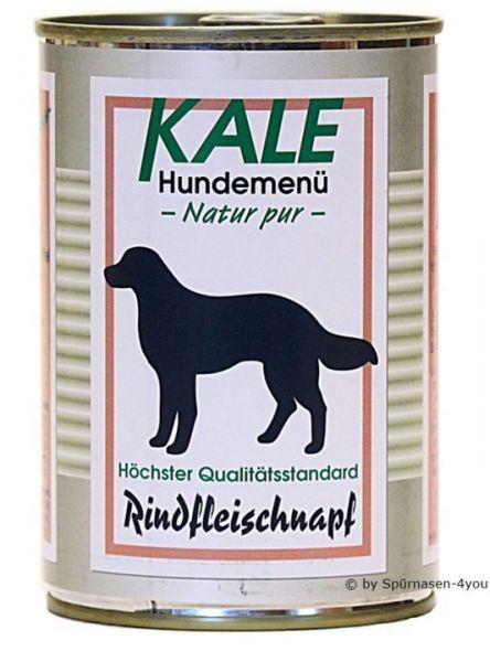 KALE Rindfleischnapf 400g