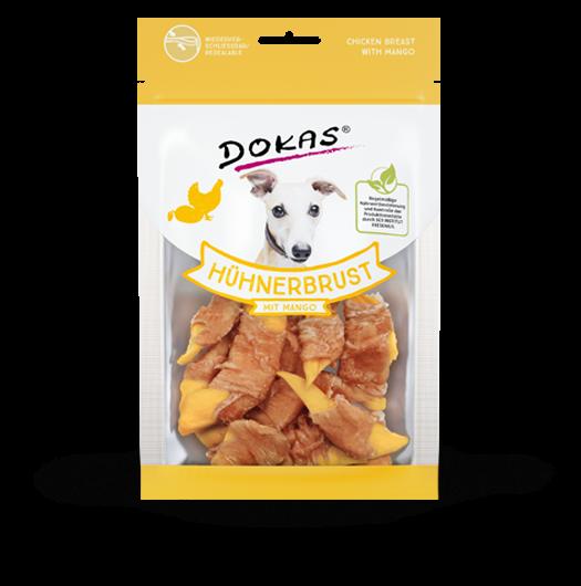 DOKAS Hühnerbrust mit Mango 70 g