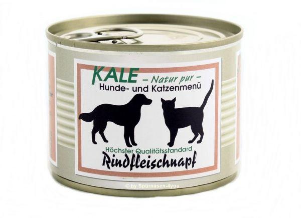 KALE Rindfleischnapf 200g