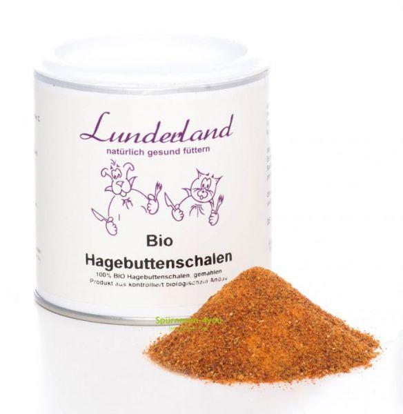 Lunderland Hagebuttenschalen gemahlen | Hagebutte 150g