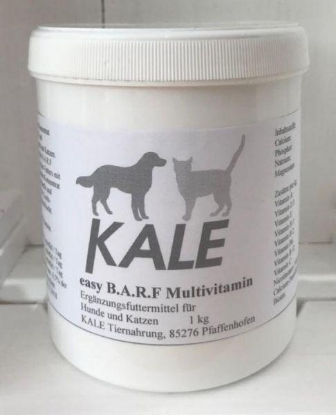 KALE easy B.A.R.F Multivitamin 1kg