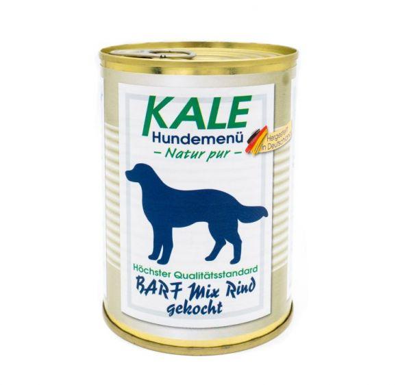 KALE BARF-Mix mit Innereien gekocht 400g