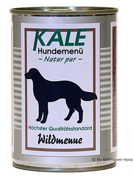KALE Wildmenü 400g