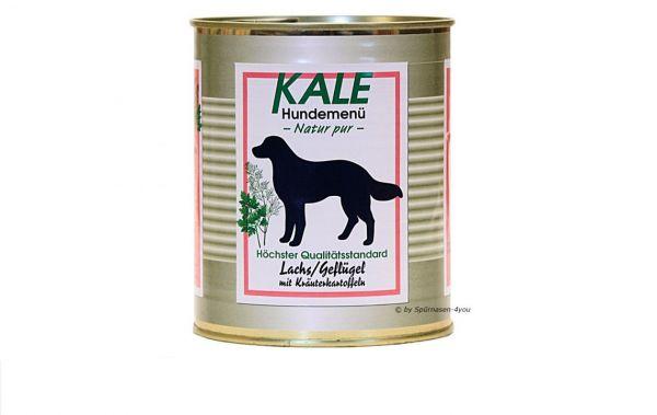KALE Lachs & Geflügel mit Kräuterkartoffeln 800 g