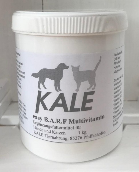 KALE easy B.A.R.F Multivitamin 1kg