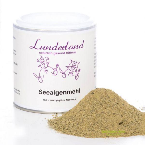 Lunderland Seealgenmehl für Hunde